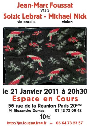 Espace en cours 21 janvier 2011 - 2:Mise en page 1