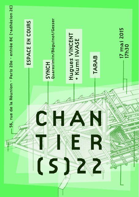 Chantier(s)#22