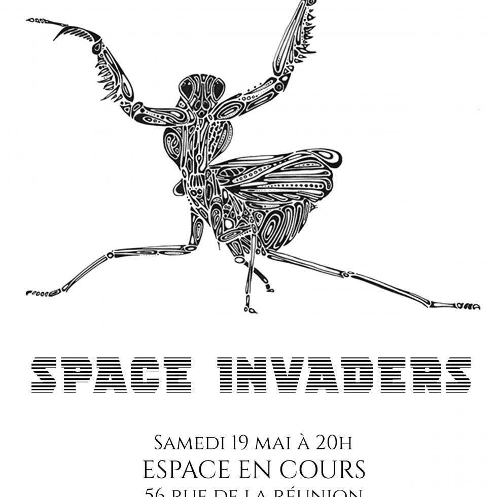 flyerSpaceInvadersEspacencours