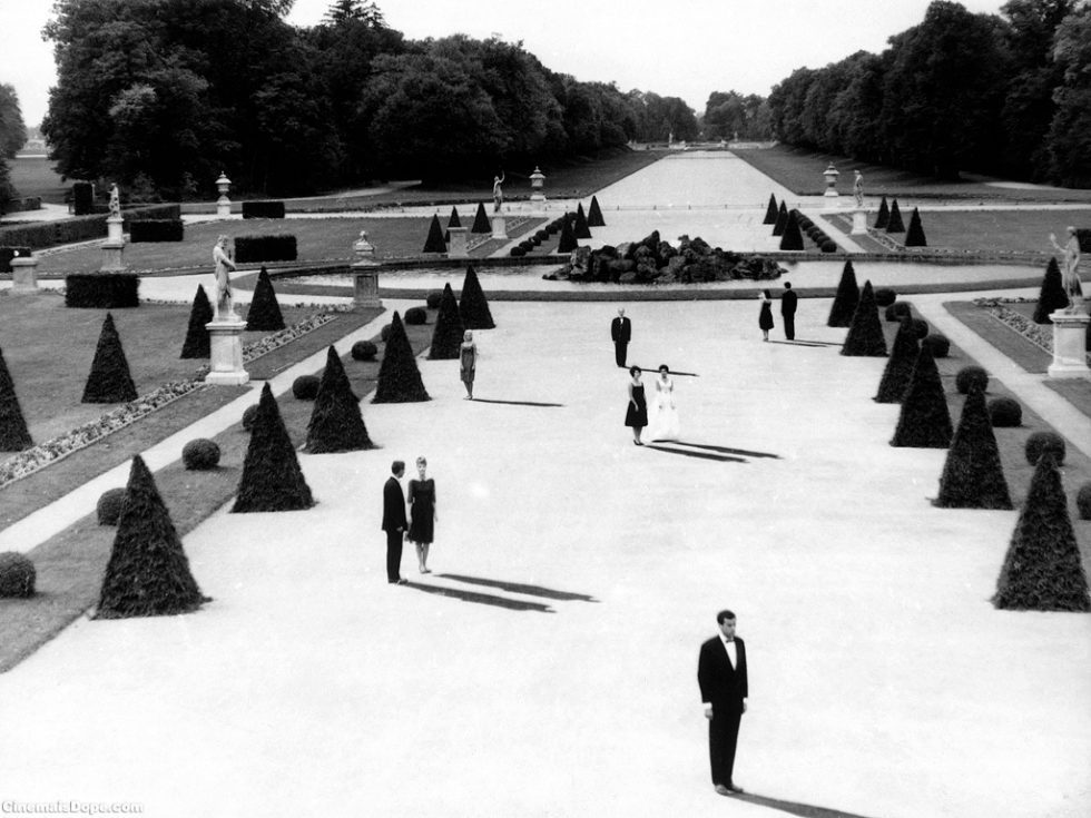 Last Year at Marienbad. Photo Courtesy Rialto Pictures.
